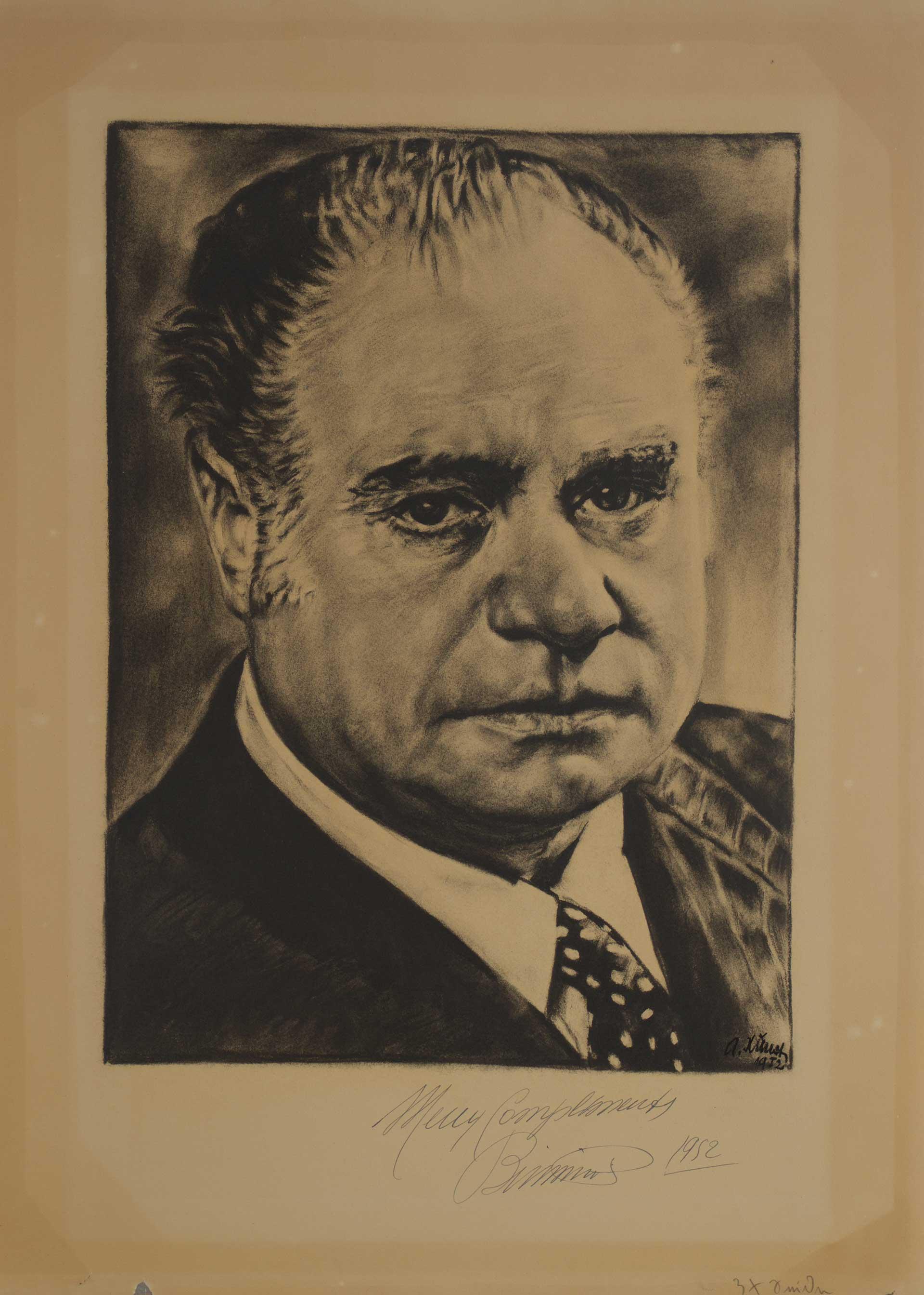 Filmstar und Opernsänger Beniamino Gigli