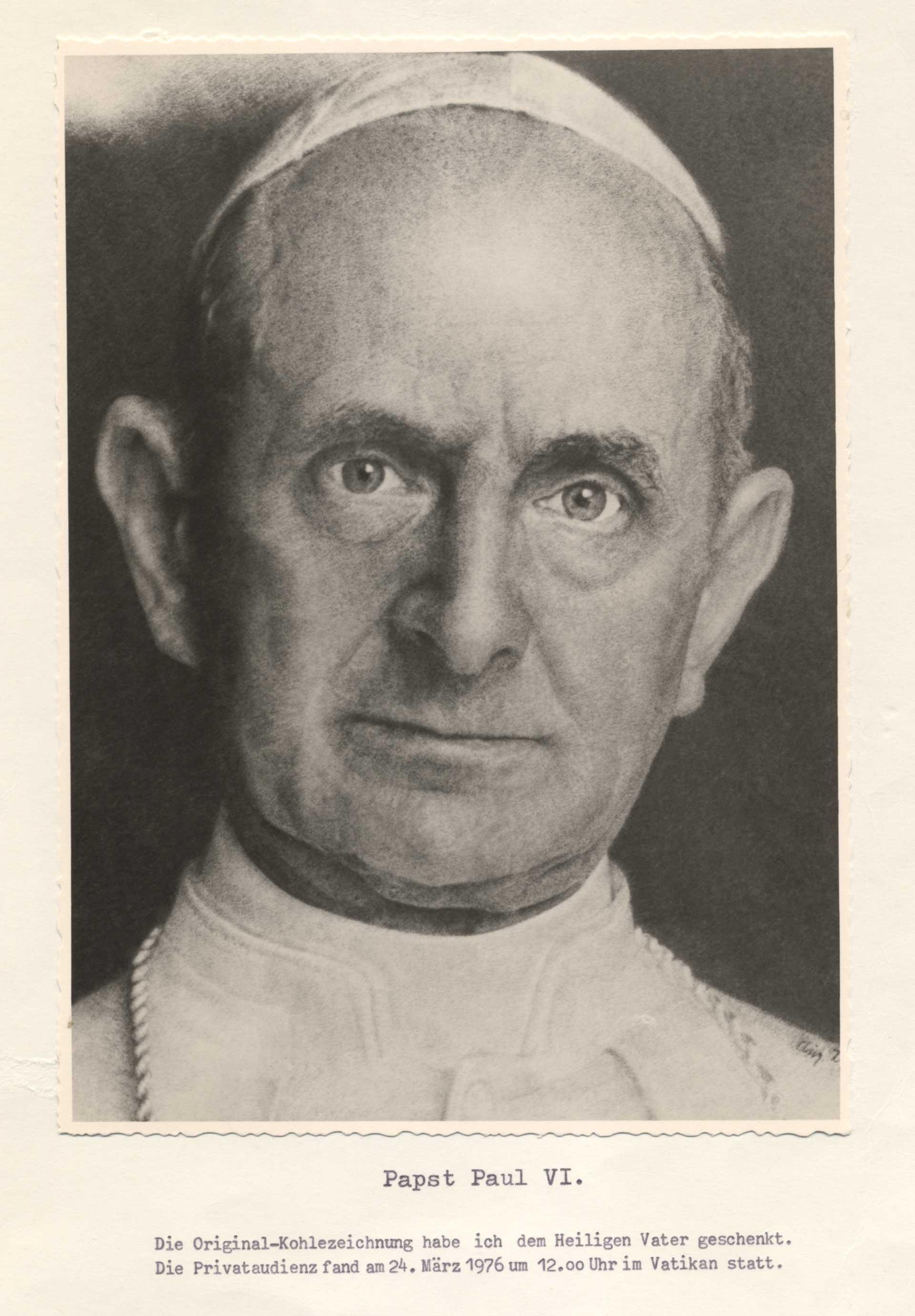 Papst Paul VI